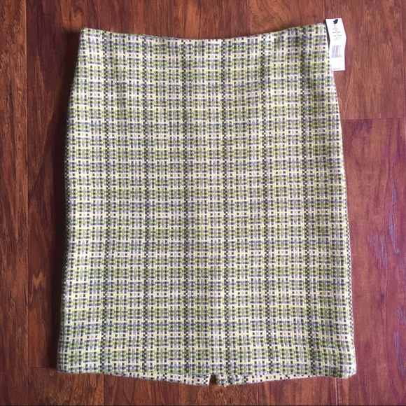 a1237178c0 Theory Skirts | Box Tweed Pencil Skirt Perfect Condition | Poshmark